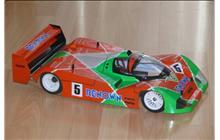 Martin Krejci - Mazda MXR-01