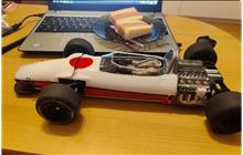 Marek Helbich - Honda RA273 1966 (doutník)