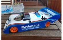 Radovan Konopík - Porsche 962C