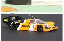 Petr Novotný - Porsche 962C Turbo