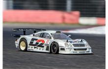 Milan Peška - Mercedes CLK GTR