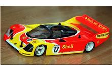 Martin Karel - Shell Porsche 962C Turbo