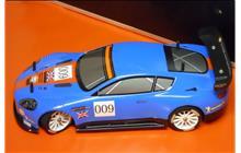 Martin  Špráchal - Aston Martin DB 009