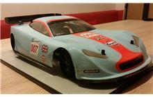 Juraj Sranko - Aston Martin DBR9 - Le Mans 2008