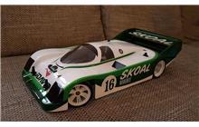 Petr Surý - SKOAL Bandit Porsche 962C