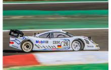 Lukáš Vrba - Porsche 911 GT1-98